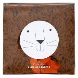 Kit maschera da leone