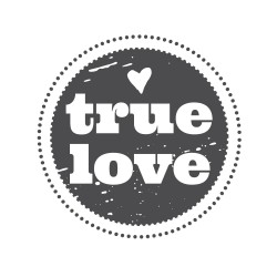 "Timbro ""True love"""