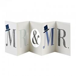 Biglietto Mr & Mr