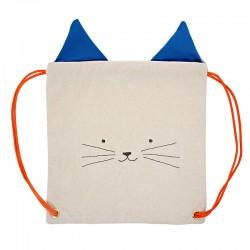 Zainetto bimbo, gatto