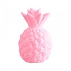 Luce per la notte, ananas rosa
