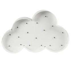 Lampada led a forma di nuvoletta