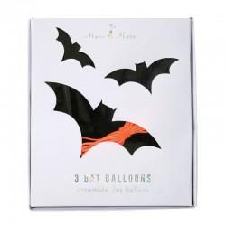 Palloncini di Halloween a forma di pipistrello