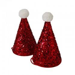 Cappellini Babbo Natale per party