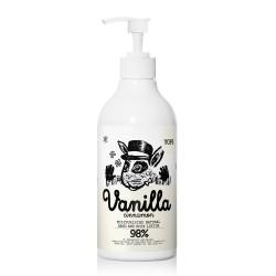 Crema corpo idratante vaniglia e cannella