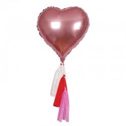 Palloncini di San Valentino a forma di cuore