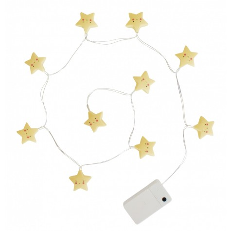 Luci led a stelline