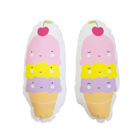 Cuscino per bambini Ice Cream