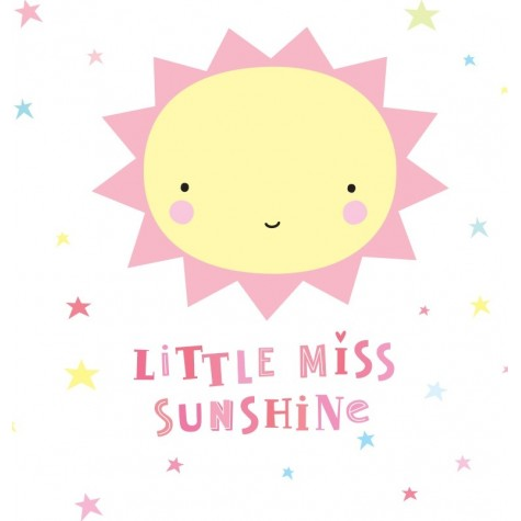 Stickers da muro Miss Sunshine