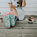 Calzini fantasia cupcakes