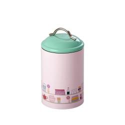 Small enamel kitchen jar