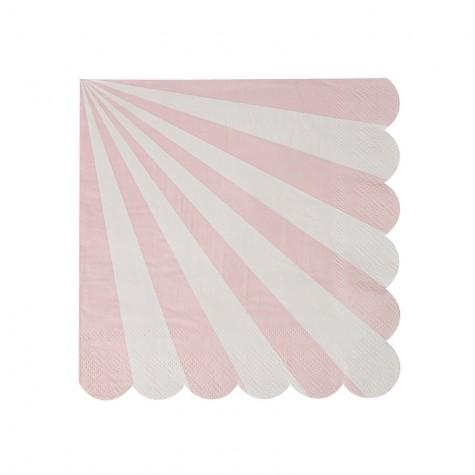 Tovagliolini di carta smerlati