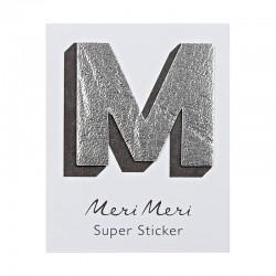 Sticker eco-pelle lucida M