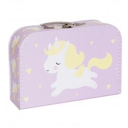 Valigetta unicorno
