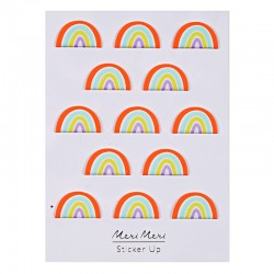 Stickers adesivi arcobaleno