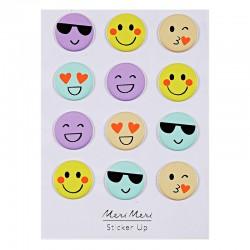 Stickers adesivi emoji