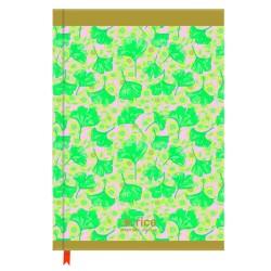 Notebook A4 fantasia fiori