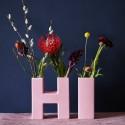 Vasi da fiori rosa