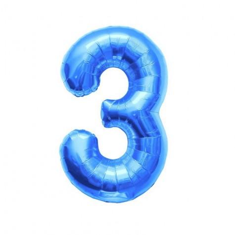 Palloncino azzurro 3