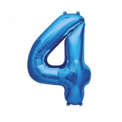 Palloncino azzurro 4