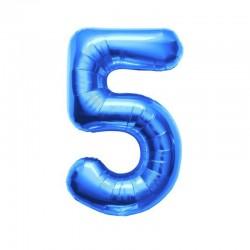 Palloncino azzurro 5