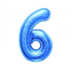 Palloncino azzurro 6