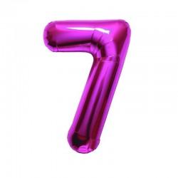 Palloncino rosa 7