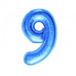 Palloncino azzurro 9