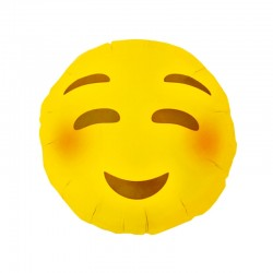 Palloncino Emoticon relax